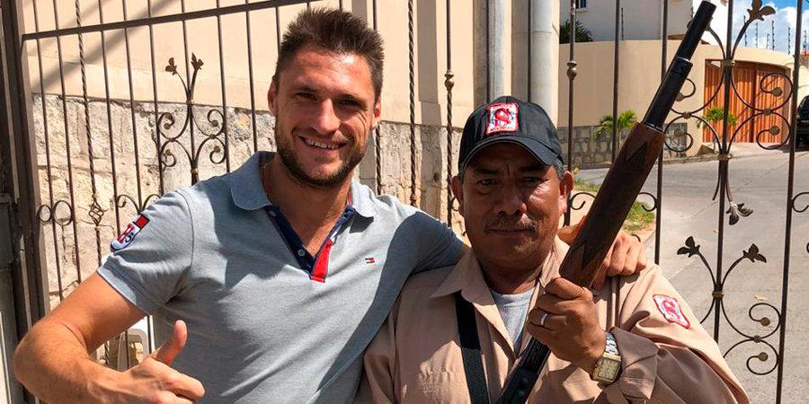 «Не хотел лететь в самый опасный город мира, но полетел». Первый русский футболист в истории Гондураса