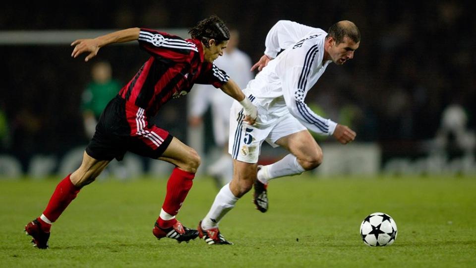 «Байер» — «Реал» -1:2. Лига чемпионов 2001/02. Финал