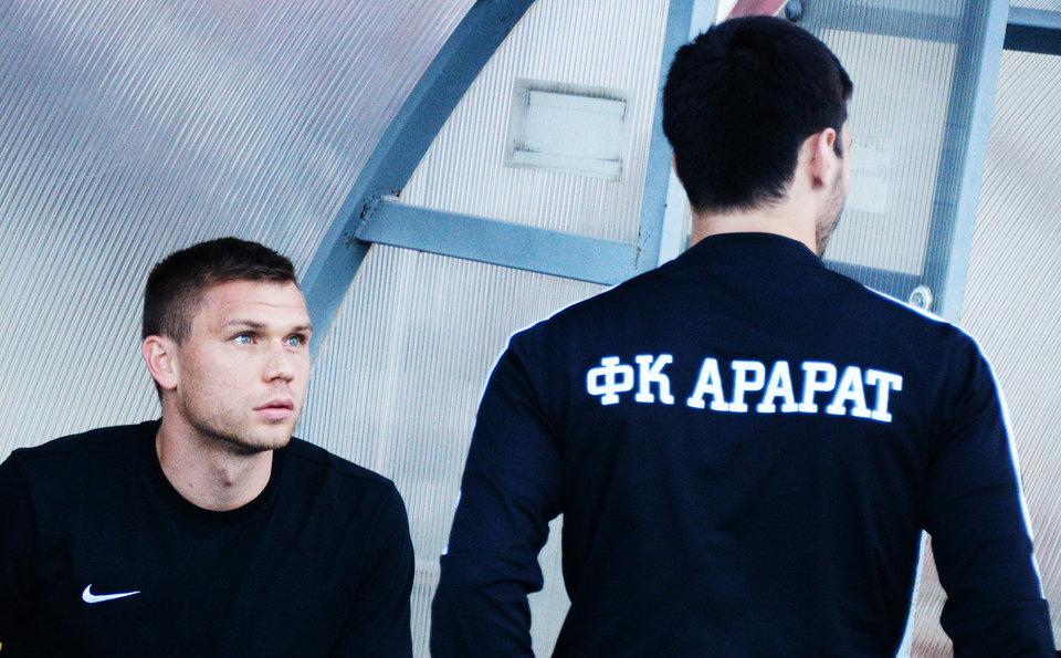 Илья Самошников: «У Измайлова нереальная техника, на тренировках он обыгрывал шестерых»