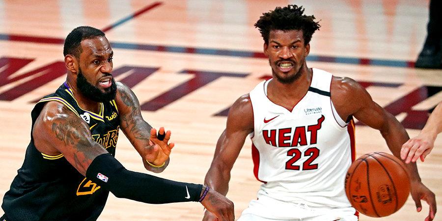 Что «Майами» говорит Леброну, когда он в шаге от чемпионства? «Не сегодня». Главное о пятом матче финала НБА