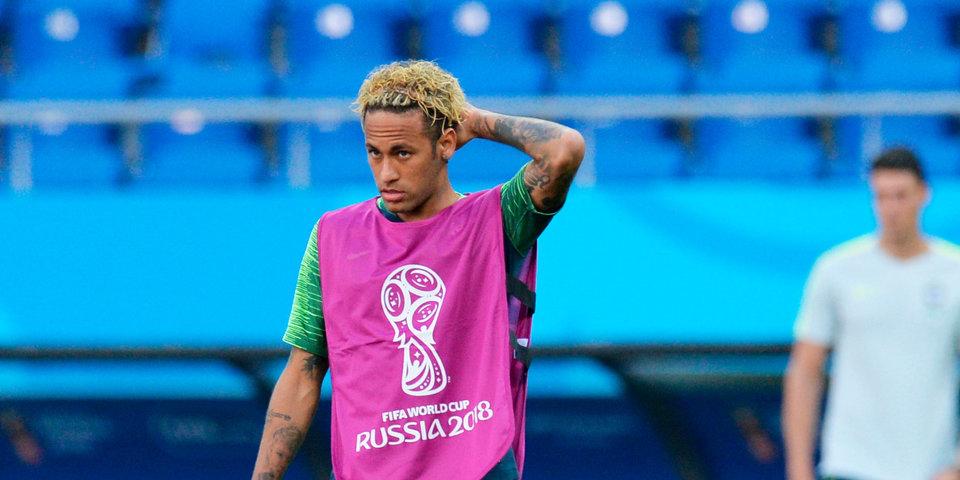 Капитан сборной Бразилии: «Неймар? Лучше говорить о команде в целом»