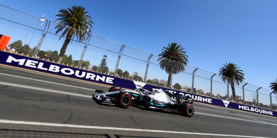 Гран-при Австралии останется в календаре «Ф-1» до 2025 года