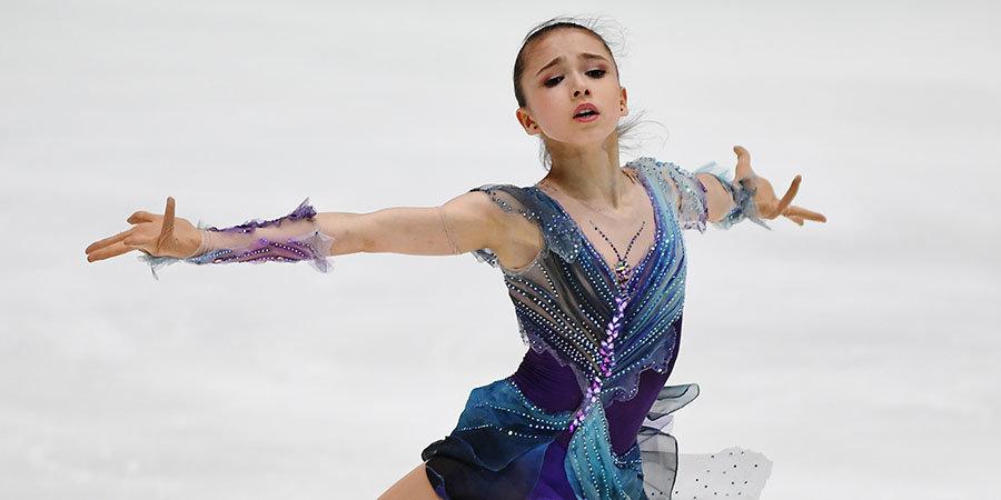 Несравненная Валиева и потерянное золото в танцах на льду. Итоги заключительного дня ЮЧМ
