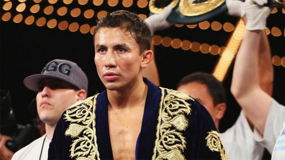 WBC санкционировал реванш между Головкиным и Альваресом