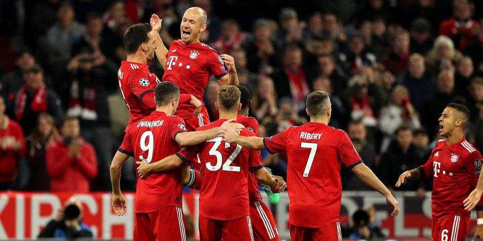 Арьен Роббен: «После первого гола нас прорвало»