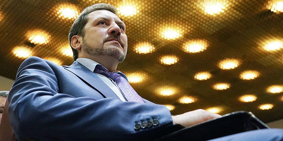 Евгений Юрченко: «Ни министерство спорта, ни ОКР, ни я не против выступления спортсменов в нейтральном статусе»
