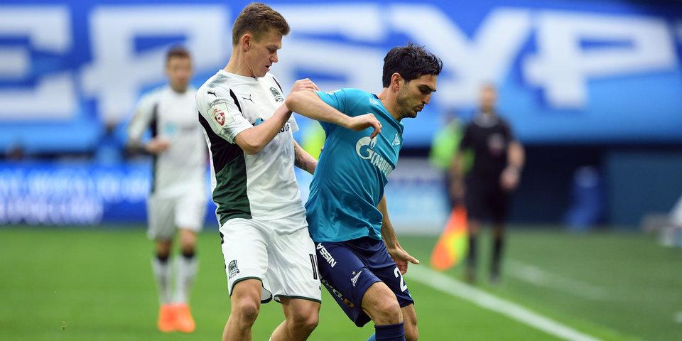Магомед Оздоев: «Каждый футболист скажет, что выходить на поле так редко — это тяжело»