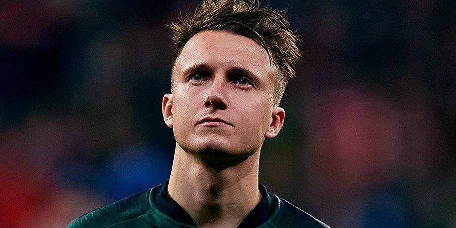 Головин отреагировал на слухи о возможном переходе в «Интер» или «Милан»