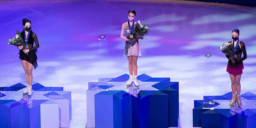 Елена Вяльбе: «Дадут ли нашим фигуристкам три золота на Олимпиаде? У них там всё как-то не совсем справедливо»