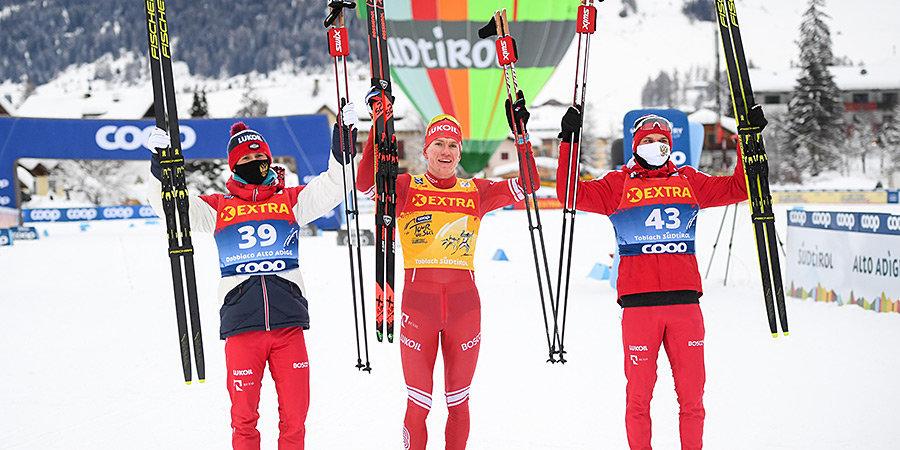 «Эти русские все чистые?» Швейцарская газета опубликовала материал об успехах россиян на «Тур де Ски»