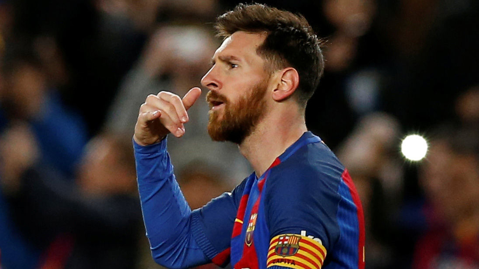 Месси взял на себя функции тренера «Барселоны» до конца сезона