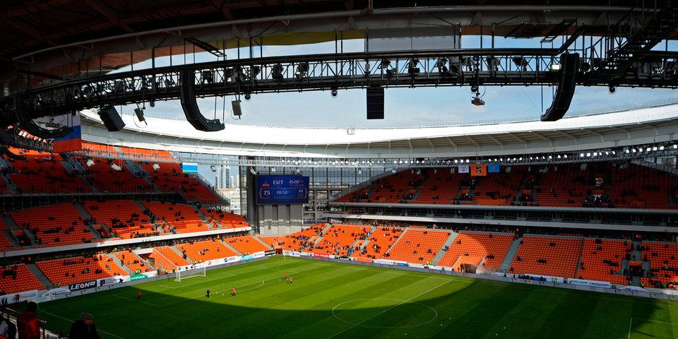 Самый необычный стадион ЧМ-2018. Над ним смеялись, но он очень крут