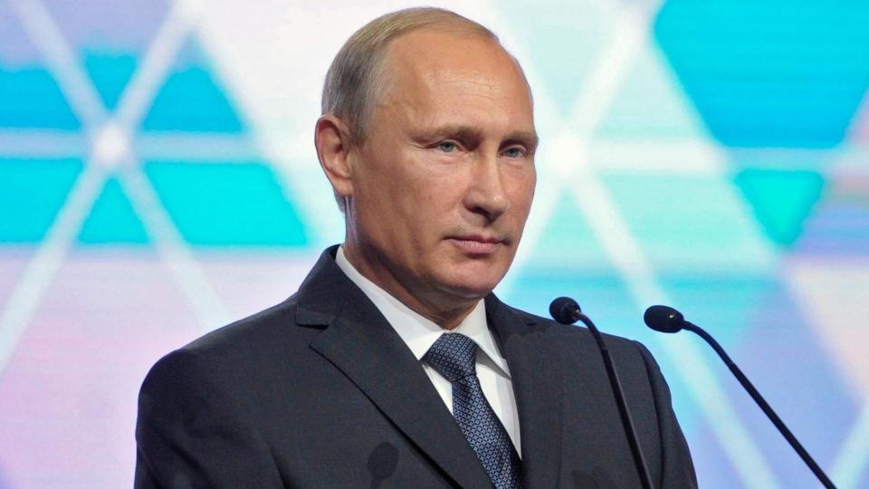 Владимир Путин: «Мы должны признать наличие проблем с допингом и бороться с ними»