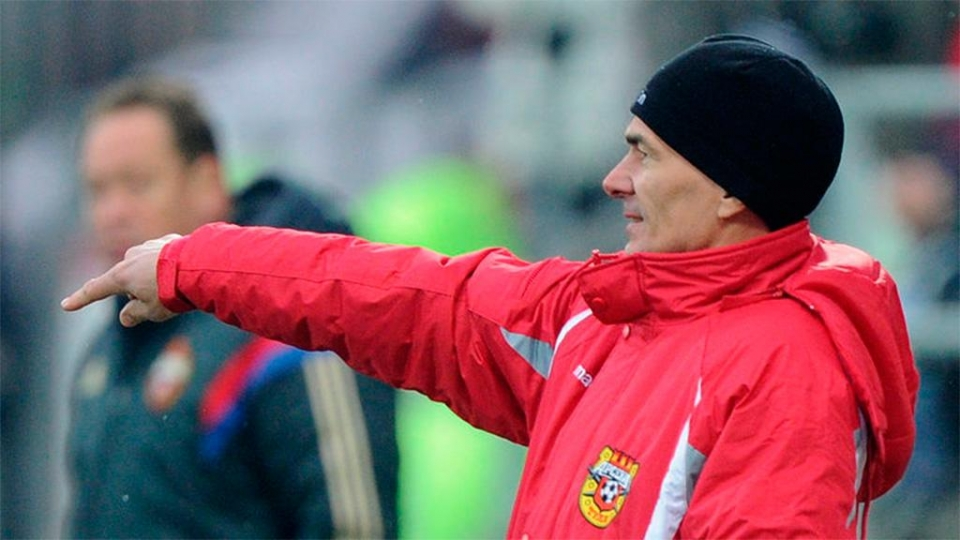 Булатов подпишет контракт со «Спартаком» на один год