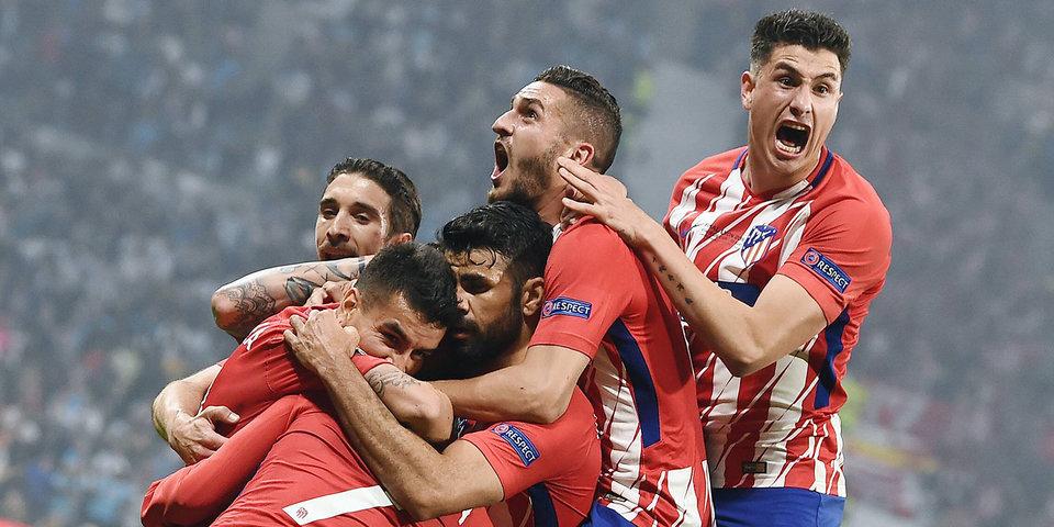 Защитник «Атлетико» может пропустить матч с «Барселоной»