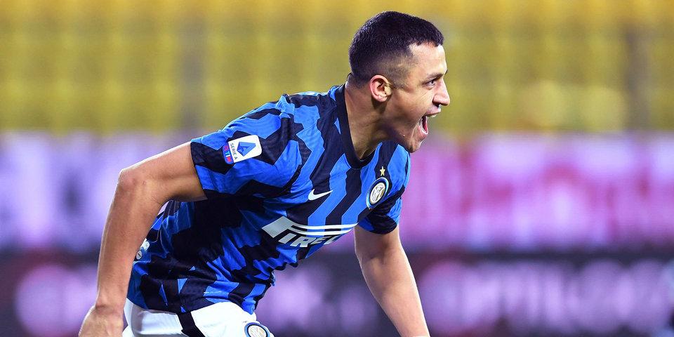 «Интер» разгромил «Сампдорию», забив пять мячей