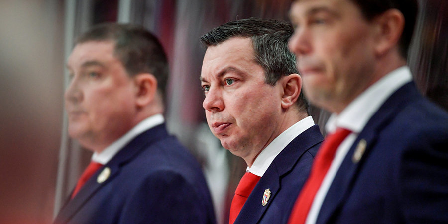 Илья Воробьев – о матче с США: «Постараемся агрессивно начать встречу и как можно больше контролировать шайбу»