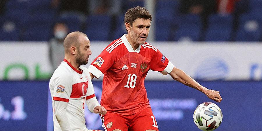 Александр Панов: «Мне кажется, в сборной нужны перемены. При всем уважении к Юре Жиркову»