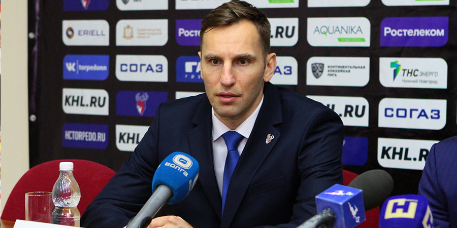 Дэвид Немировски: «В победном матче с «Витязем» мы показали далеко не лучшую игру»