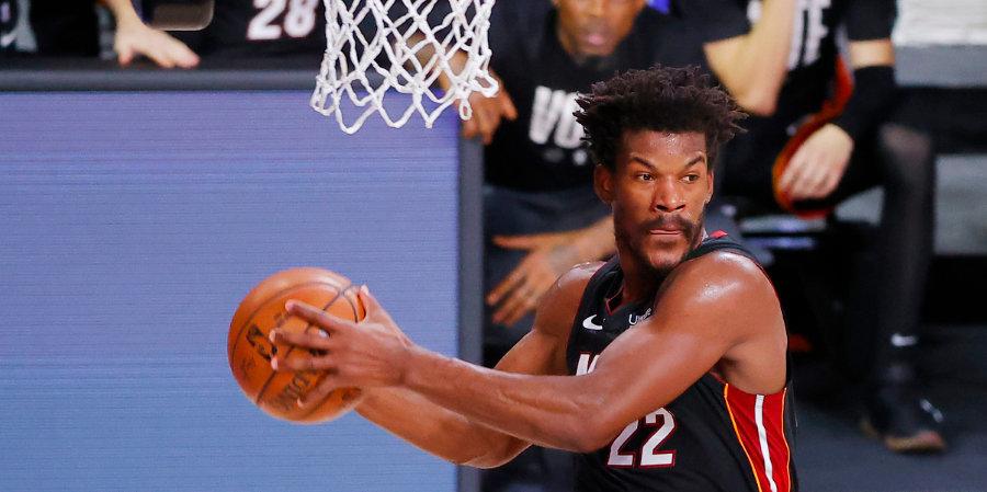Батлер стал первым игроком, который превзошел Леброна по всем статистическим показателям в одном матче финала НБА