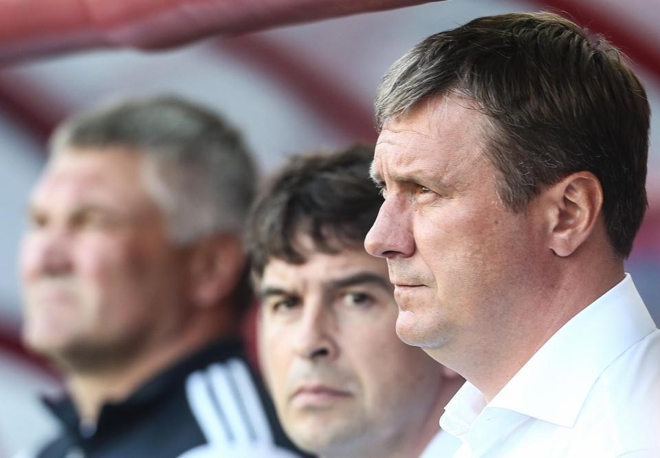 Хацкевич – новый главный тренер киевского «Динамо»