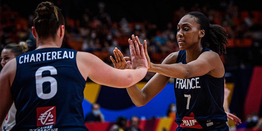 Французские баскетболистки выиграли бронзу Олимпиады