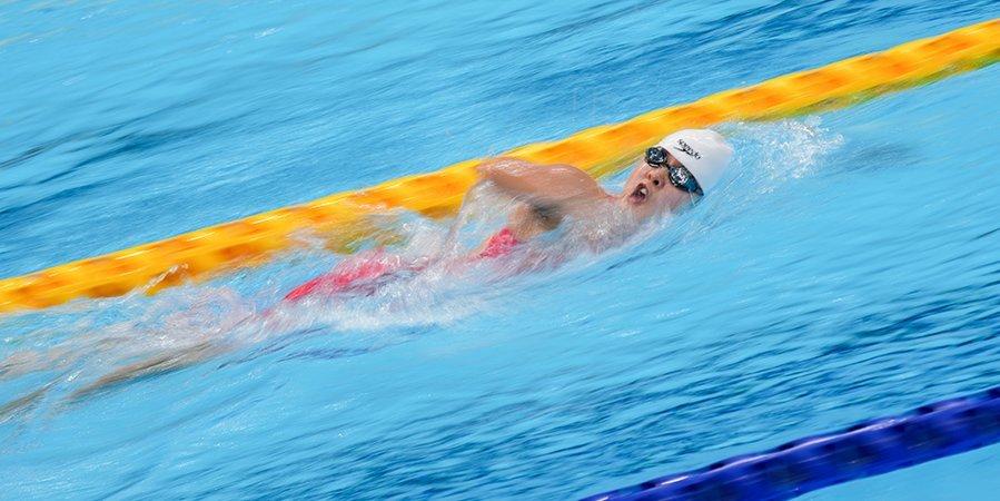 Цай Ливэнь с мировым рекордом выиграла Паралимпиаду на 100 метров на спине