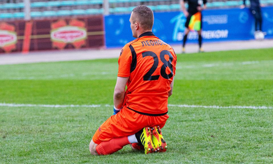 Вратарь «Минска» рассказал о сорвавшемся переходе в «Зенит»