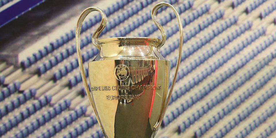 УЕФА обновил бренд Лиги чемпионов