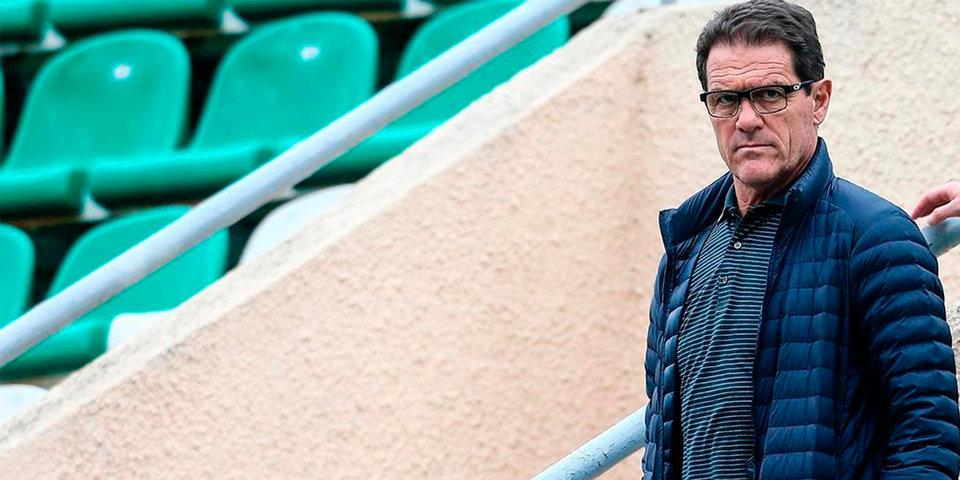 Фабио Капелло: «В сборной России не мог толком донести свои мысли»