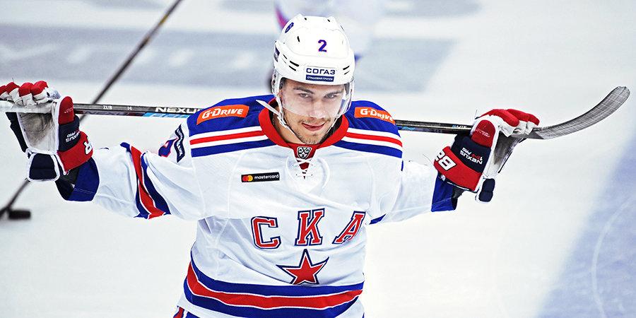 Бадюков — о кадровых изменениях в СКА: «Игра команды после ухода этих хоккеистов не изменится»
