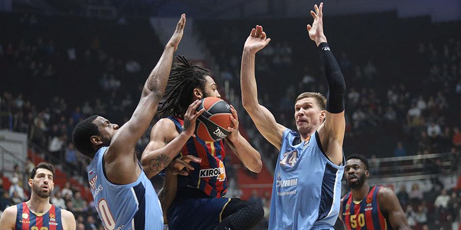 Антон Пушков: «Победили «Басконию», потому что очень хотели сыграть в командный баскетбол»
