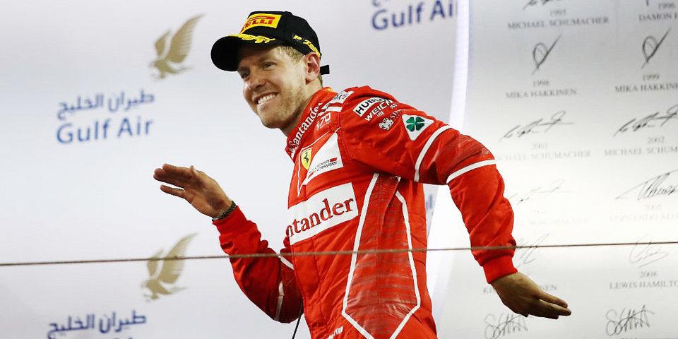 Себастьян Феттель: «В гонке мы сможем соответствовать скорости «Мерседеса»