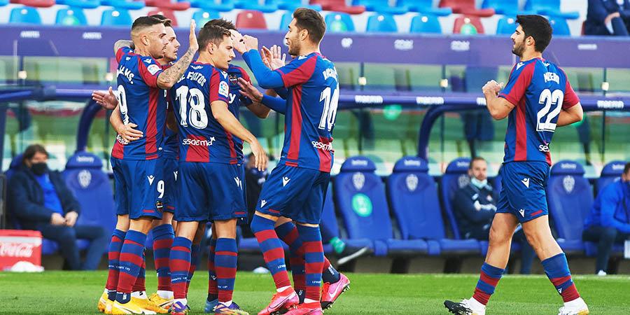 «Леванте» разгромил «Хетафе» в дебютном матче россиянина Севикяна