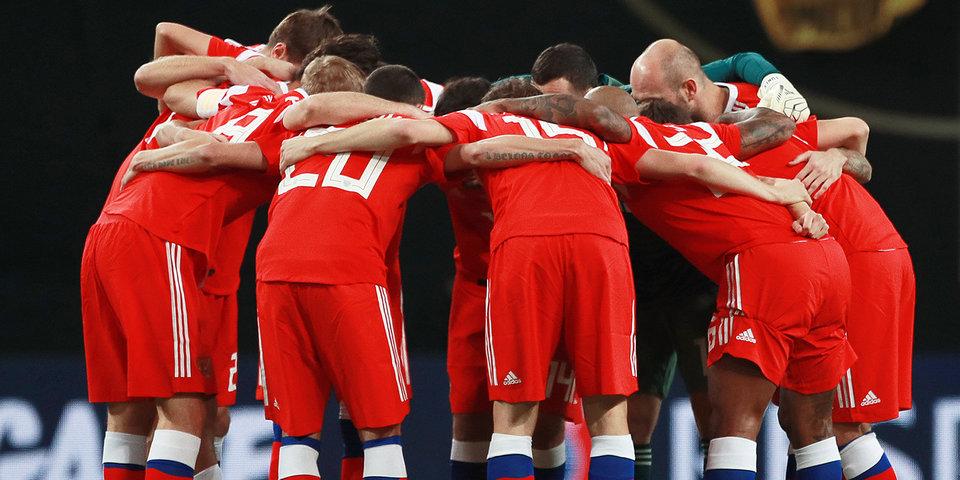 Сборная России сыграет с Бельгией и Шотландией в квалификации Евро-2020