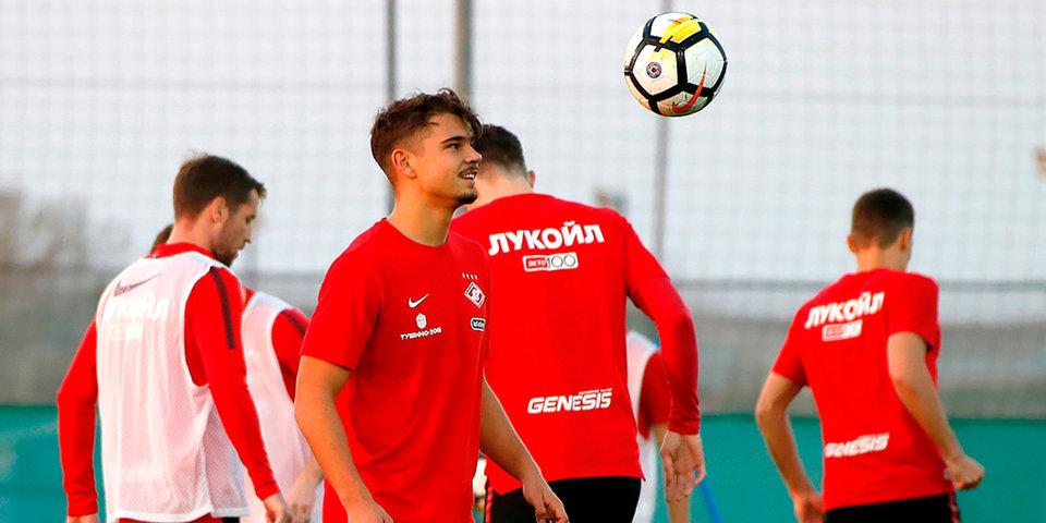 Сергей Ерёменко стал игроком «Спартака»