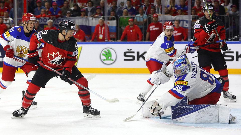 Сборная Канады примет участие в «Кубке Карьяла»
