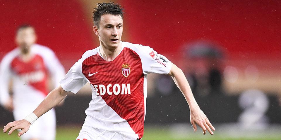 «Монако» ушел от поражения в матче с «Генгамом», Головин провел на поле всю игру
