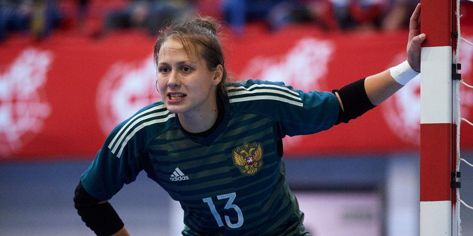 Женская сборная России по мини-футболу проиграла Испании
