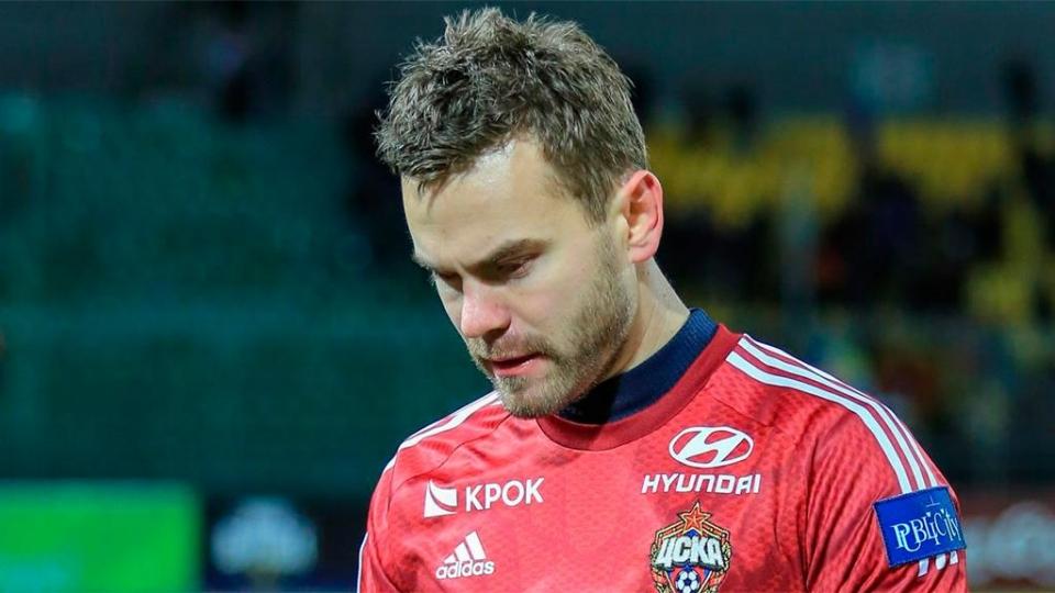 Акинфеев пропустил в 43-м матче Лиги чемпионов подряд