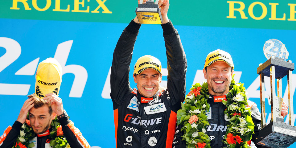 G-Drive Racing – легенда Ле-Мана