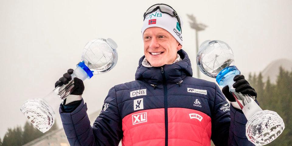 Йоханнес Бе: «Сезон превзошел все ожидания, я заканчиваю его хет-триком в Норвегии. Это неописуемо!»