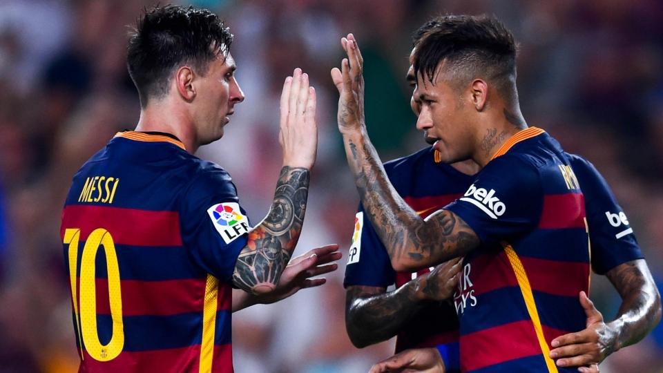 Лионель Месси: «Будет ужасно, если Неймар наденет футболку «Реала»