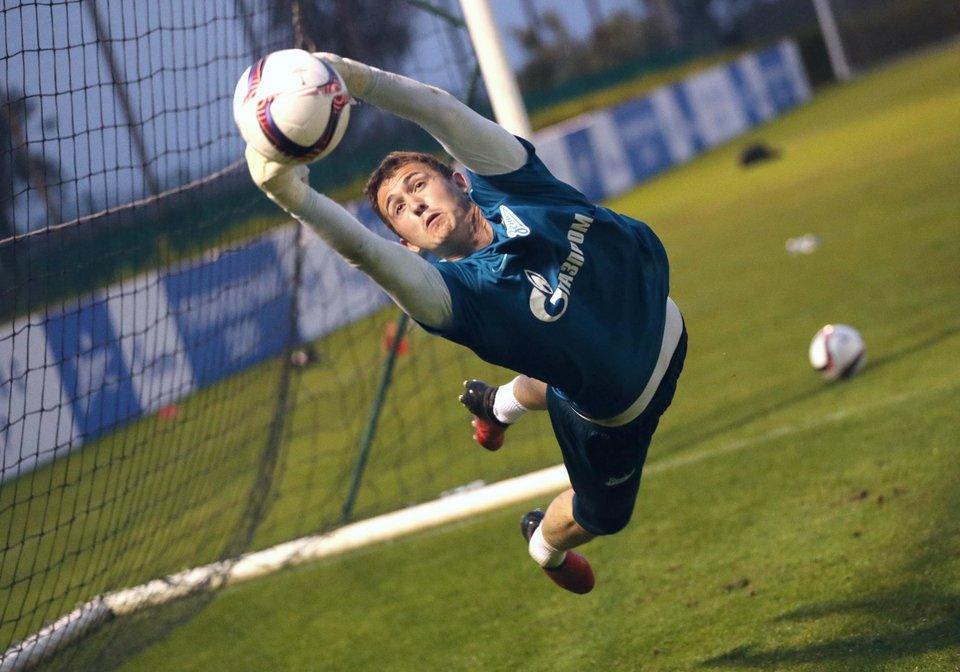 Андрей Лунёв: «Меня надо было удалять с поля»