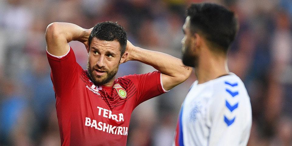 «Уфа» продлила контракты с шестью футболистами