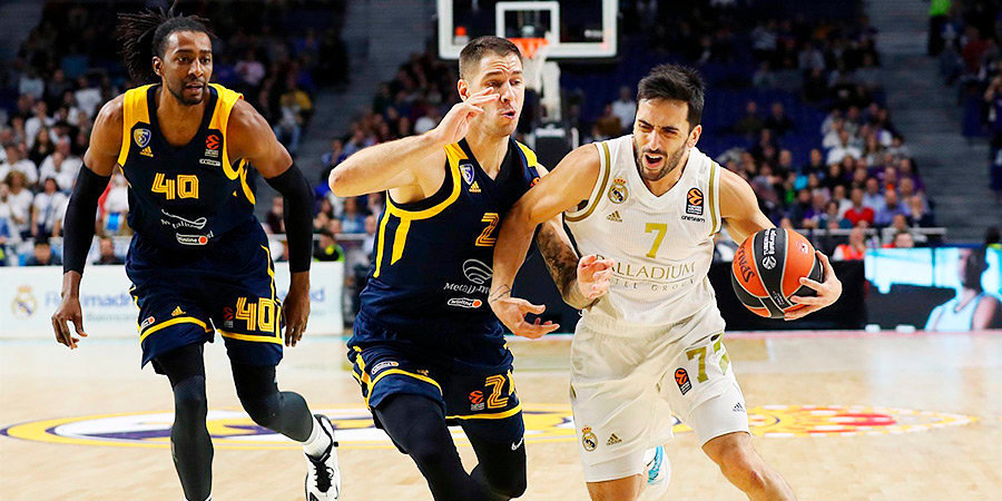 «Химки» получили «-28» в Мадриде, «Зенит» отдал победу в Валенсии. Итоги российско-испанской ночи