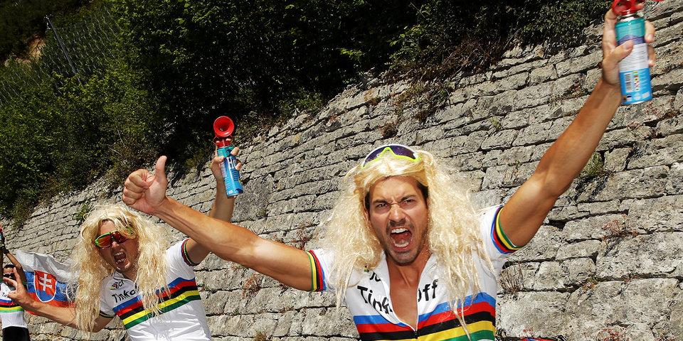 5 причин не любить «Тур де Франс»