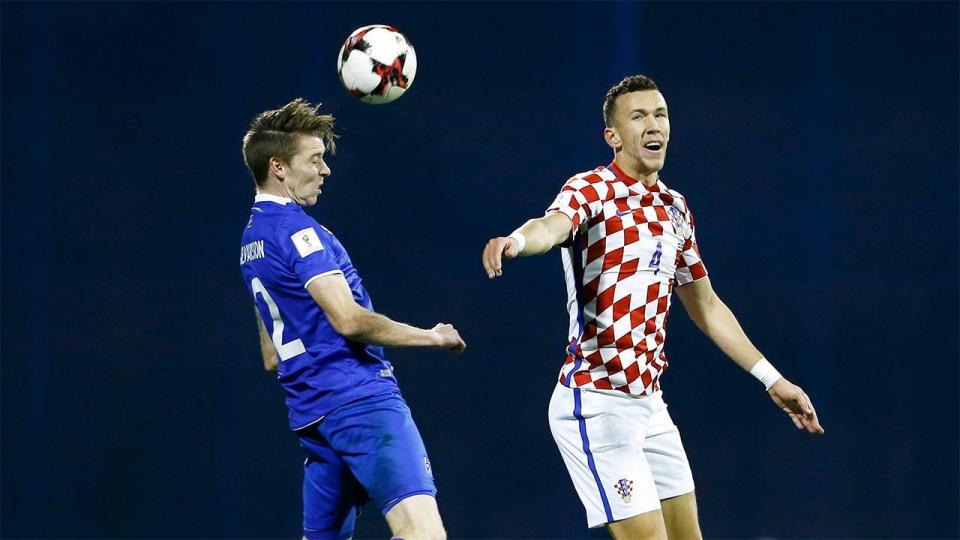 Хорваты победили Исландию, турки сильнее Косово