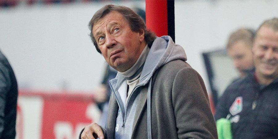 «Оно было сделано, чтобы избавиться от меня, а не поработать». Семин — о предложении стать почетным тренером «Локомотива»