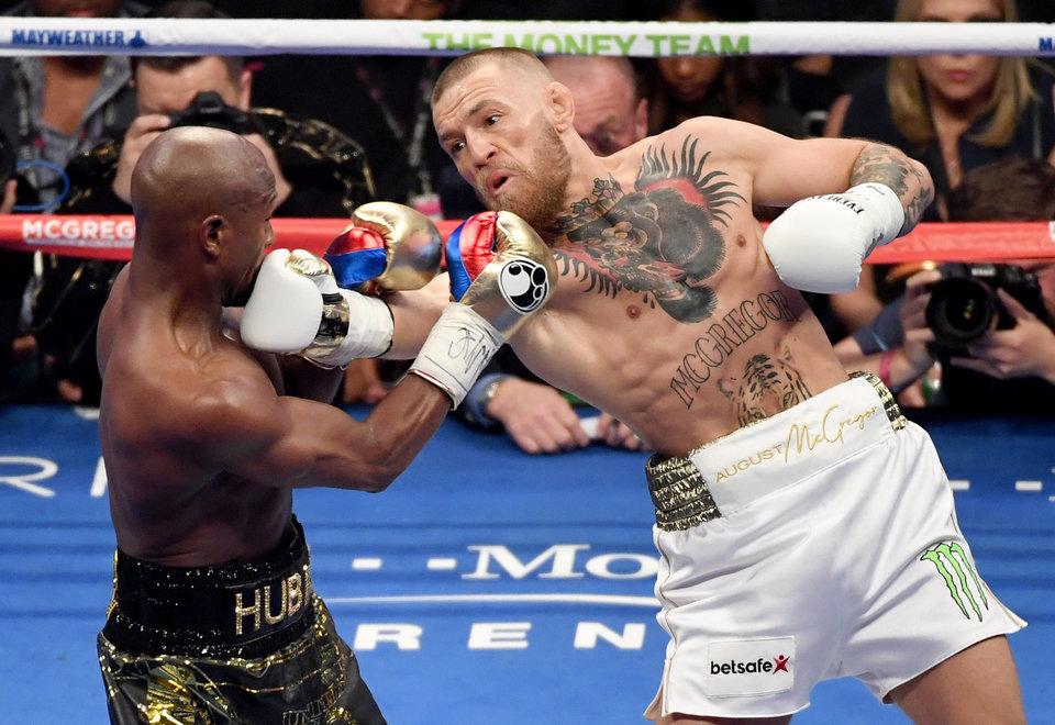 Реванш Мейвейзера и Макгрегора состоится по измененным правилам UFC